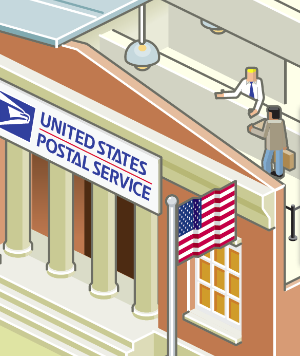 POST OFFICE MAKEOVER